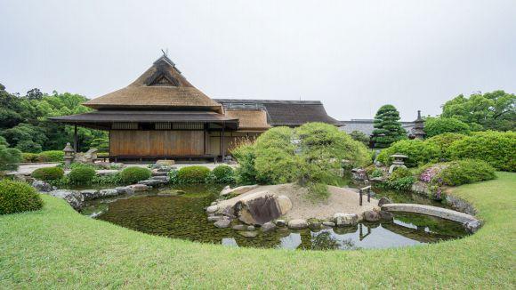 Castillos de himeji y okayama jard n japon s korakuen for Jardines okayama