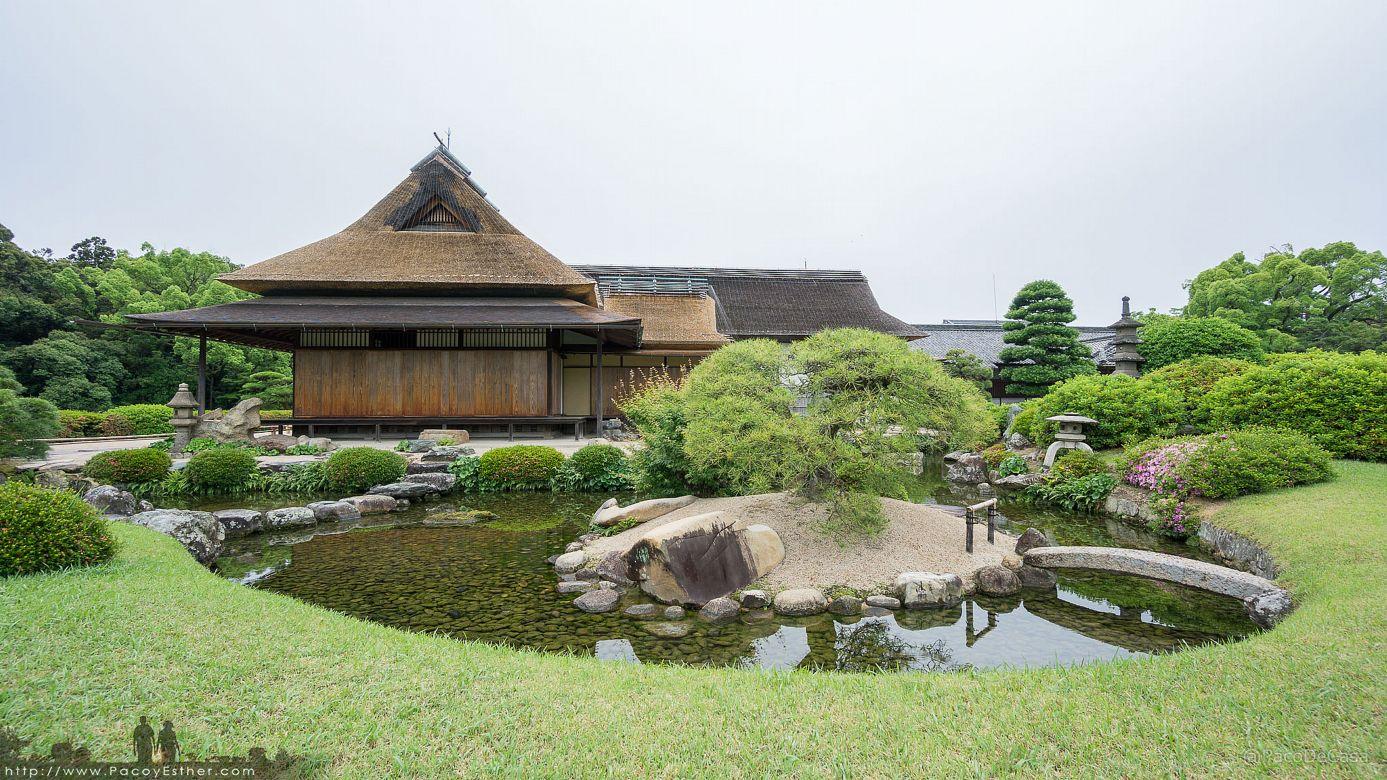 Castillos de himeji y okayama jard n japon s korakuen for Jardin korakuen